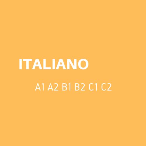ITALIANO BASE